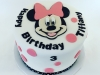 Minnie Mouse - Icing Smiles