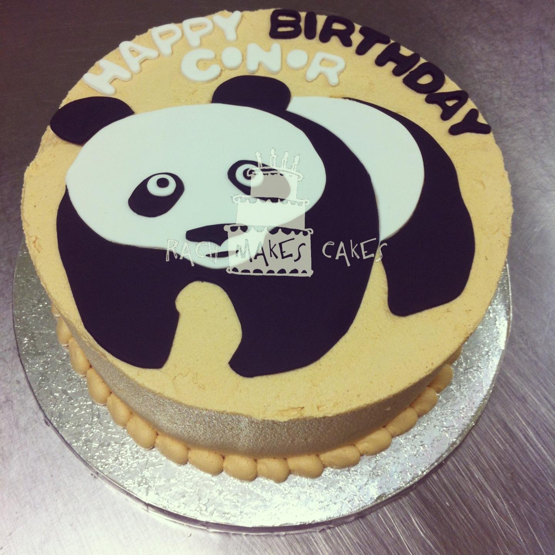 Panda Cake Rach Makes Cakes