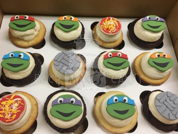 Who Makes Ninja Turtle Cakes