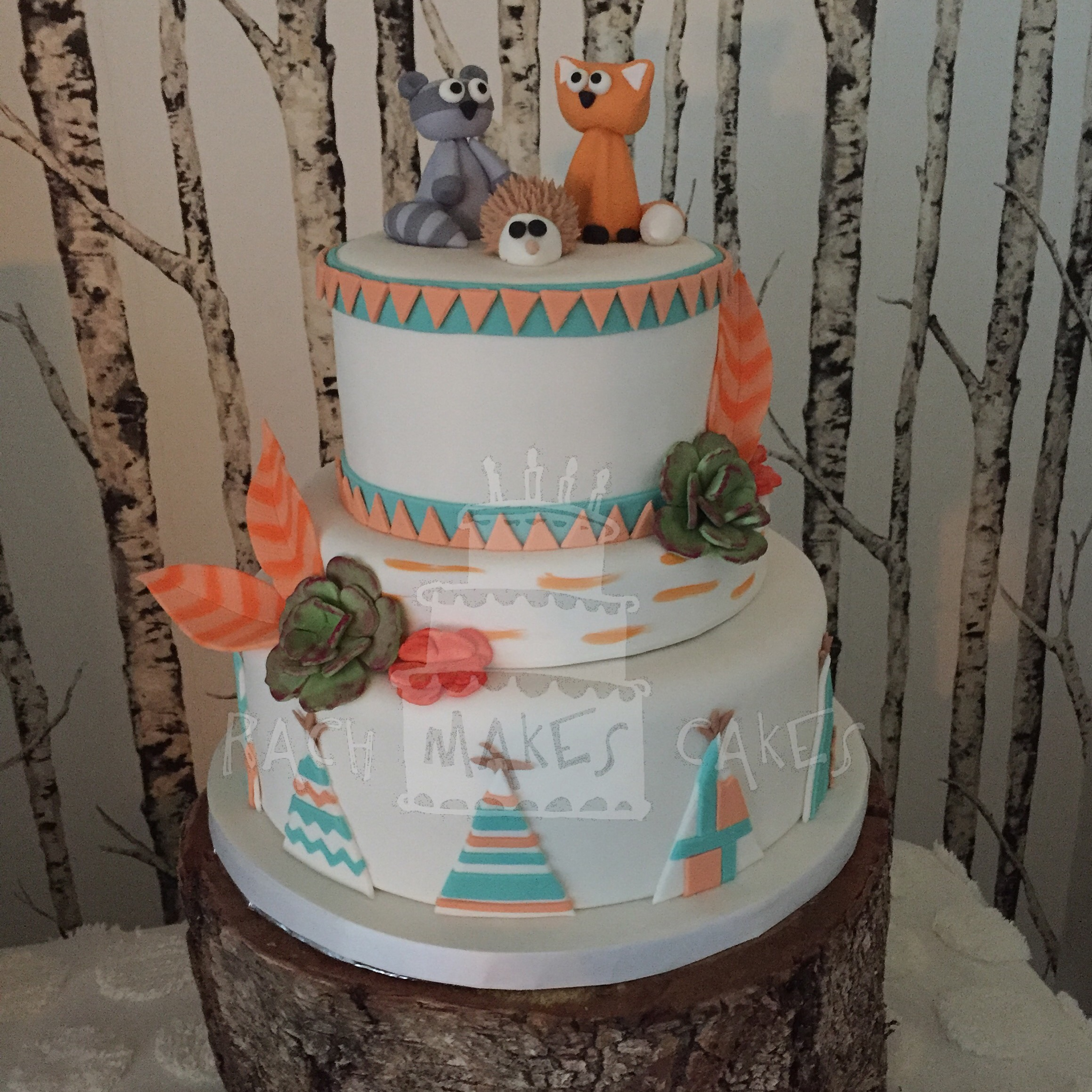 Baby Shower Cakes Atlanta